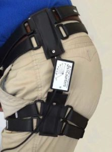 Angle Biofeedback Hip