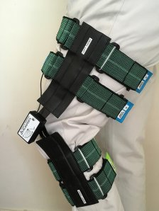 Figure 5 Knee Joint Angle Biofeedback Sensor