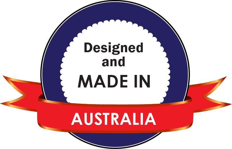 Designed & Made In Australia