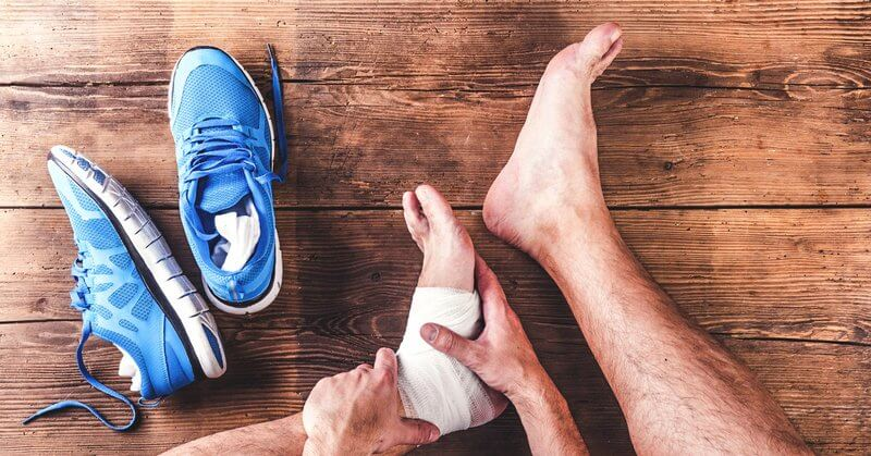 Soft Tissue Ankle Injuries – The Importance of Exercise and Rehabilitation