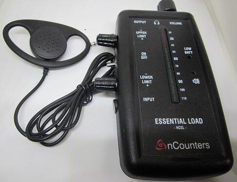 Essential Load Monitor Unit